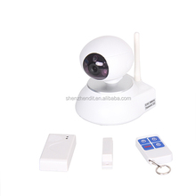 "1/4"" CMOS sensor, HI3518E 720p Multi Stream PTZ IP camera with 4 digital zoom"