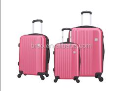 new modern popular luggage set fashion luggage trolley set lady carry on luggage