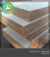 Natural coconut palm mattress