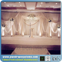 Wedding stage backdrop decoration,decoration material for sale