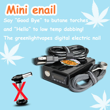 G9 Greenlight 10/16/20mm coil mini dnail/enail with coil heater kit