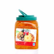 Pineapple jam, healthy jam, pineapple in it