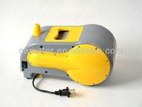 Single -nozzle high pressure electric air balloon pump