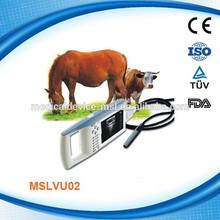 A estrenar ultrasonido veterinario portátil MSLVU02H
