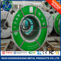 Top 301 Stainless Steel Coil With High Tensile Strength