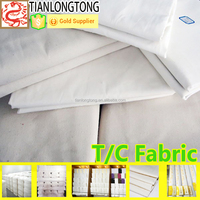 cotton fabric uk/polyester grey fabric/white fabric