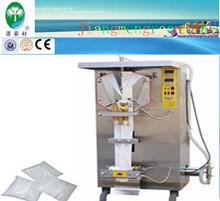 pure water sachet packing machine,soya paste packing machine,sauce packaging machine