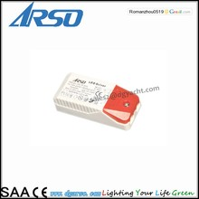 CE approved Meanwell High efficiency Constant current 6W 700mA LED driver for LED strip