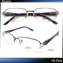 El último de la lente óptica marcos, top nueva gafas de moda