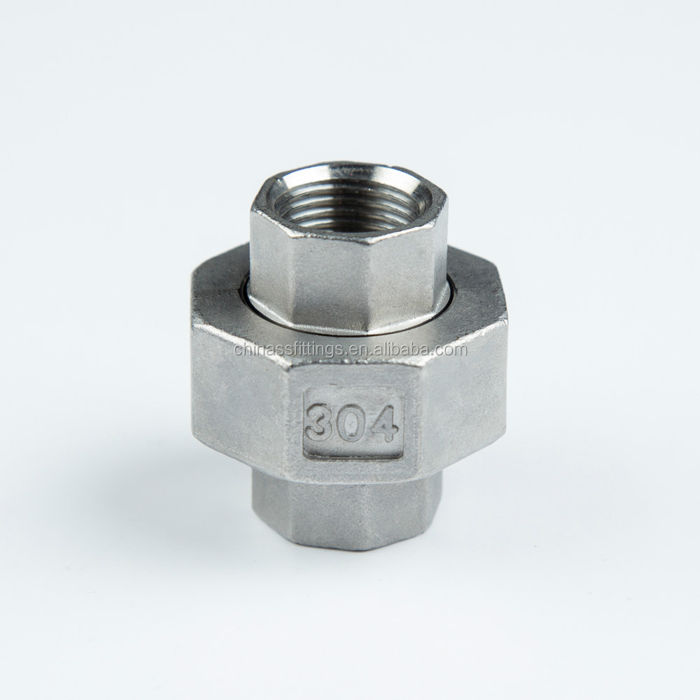 Steel Coupler 3 : Stainless steel quot union coupling buy