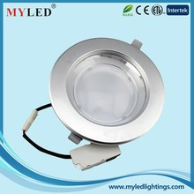 Top Quality High Power Dimmable 30w SMD LED Up Light Downlight Stainless Steel & White