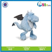 NICI brand stuffed plush NICI large 35cm soft animal toys plush flying dragon toy