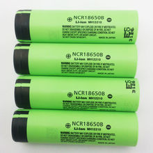 ShenZhen CEBA Battery li-ion battery ncr18650b 3400mah 3.7v