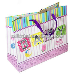 Wholesale paper shopping bags
