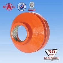 Reductor de empalme de tubos ranurados
