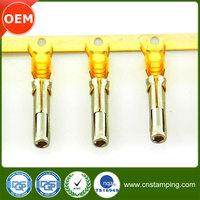 OEM telephone terminal pin,automotive connector terminal pin