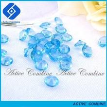 China wholesale bulk buy acrylic diamonds confetti for sale