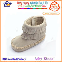 Baby authentic indian moccasin boots Wholesale