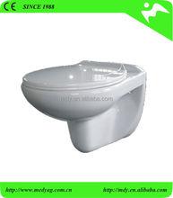 POPULAR EU STANDARD P TRAP SANITARY WARE WALL MOUNTED TOILET WC WATER CLOSET