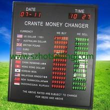 alibaba cn com Asram LED bank rate boards/100% Response Rate/Babbitt (Diyatel, Model No.BT18-60H50LR+G)