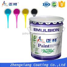 Low VOC Nature Paint Spray Building Wall Decor Paint Coating
