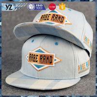 Most popular custom design floral 5 panel snapback hats for sale