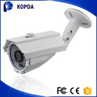 OSD menu support iris control fixed high resolution ir waterproof ccd camera