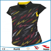 girls Elastic outfitted polyester running tops