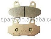sintered brake pad for YAMAHA ROAD BIKE XV250U/UC/W/WC/AC/Rz350 Xs400 XV500