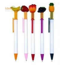 Multicolor Presses Plastic Flag Recording Paper Pen