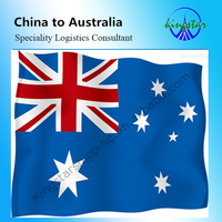 freight forwarder door to door service to Australia from china shenzhen