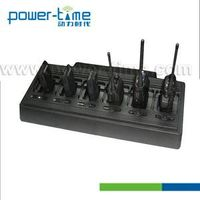Cradle battery charger 800mA for kinds brands of two way radios(PTC-2008)