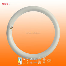 led circle ring light tube 20w g10q 300mm 1700lm replacement directly