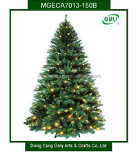 Outdoor White Metal Christmas Trees Wholesale Christmas Tree Led Branch Lights