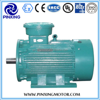 YB2 low voltage explosion proof motor IC411