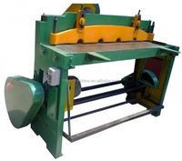 electric power precision iron cutting machine metal shearing machine