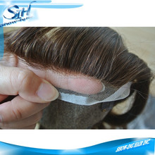 Popular type natural base inject lace women toupee