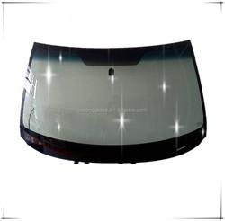 automobile glass for car windows