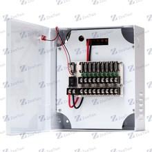 cctv power supply box 12v 10a