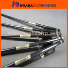 Fibra de carbono de instrumentos musicais, flexível de alta resistência, resistência à corrosão