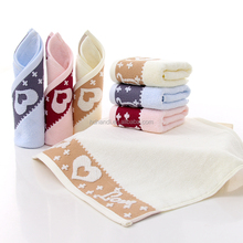 High quality hand towel 100% cotton with quick-dry for family HDT076