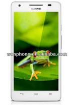 huawei u9508 honor quad core smartphone Hisilicon K3v2 1.4Ghz RAM 2G Rom 8G IPS 1280*720 dual camera Bluetooth dual GPS phone