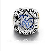 2015 Kansas City Royals American League baseball championship ring