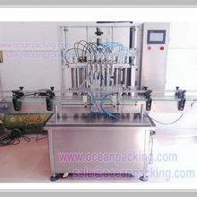 Durable new arrival hdpe bottle filling machines