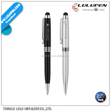 2 In 1 Ballpoint Pen And Stylus (Lu-Q60144)