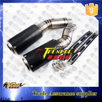 Motorcycle exhaust System for Z1000