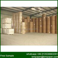 guangzhou guangzhou manufacture triplex board/cardboard paper