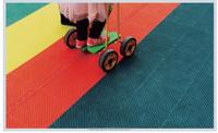 Outdoor Interlocking kids floor