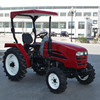 High quality DQ284 28HP 4x4 4WD Small Garden Tractor for sale
