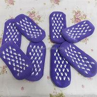 moisturizing cool gel socks feet women socks with gel insoles